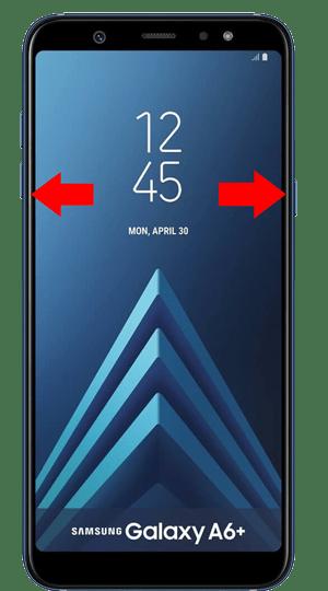 SAMSUNG Galaxy A6+ Hard Reset - SAMSUNG Galaxy A6+ Factory