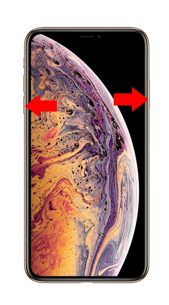 how to reset iphone xs max to factory settings