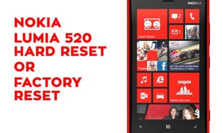 Nokia Lumia 520 Hard Reset – Nokia Lumia 520 Factory Reset