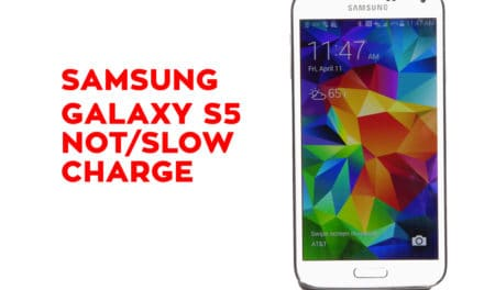 How to Fix Galaxy S5 Not/Slow charge [ Galaxy S5 Troubleshooting ]