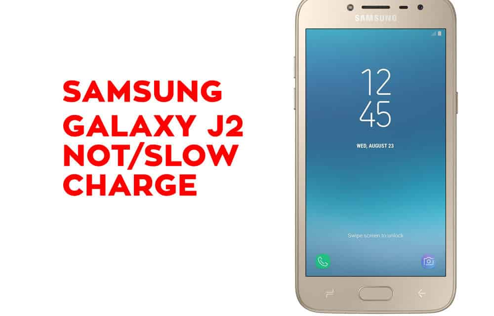 How to Fix Galaxy J2 Not/Slow charge [ Samsung J2 Troubleshooting ]