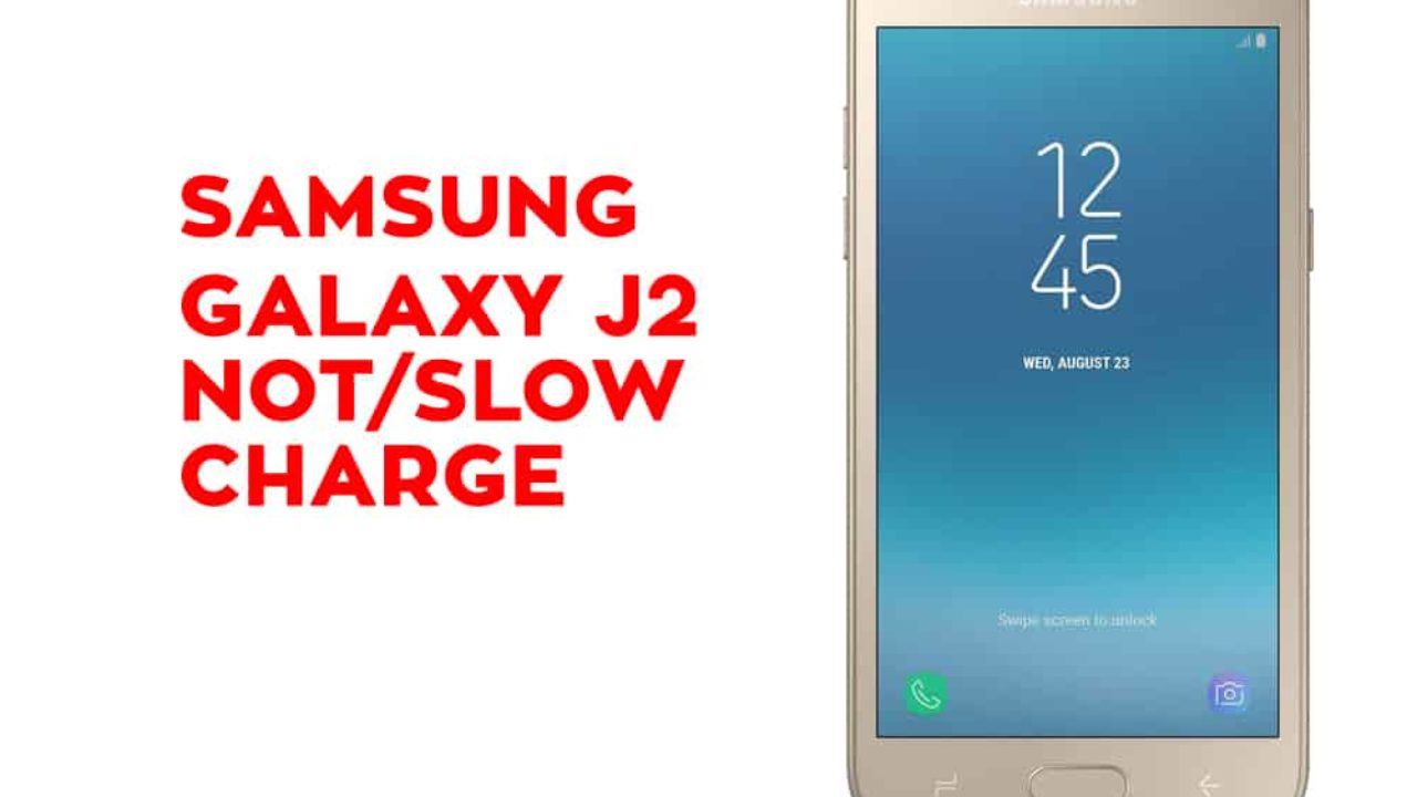 How to Fix Galaxy J2 Not/Slow charge [ Samsung J2
