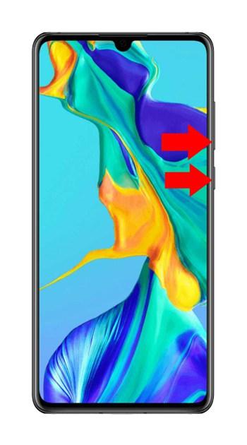 Huawei P30 lite Hard Reset