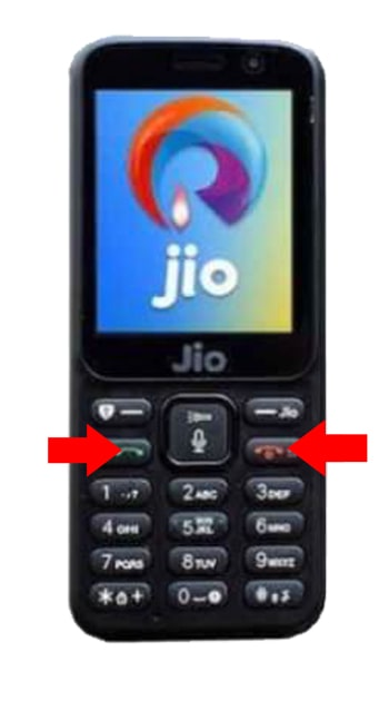 JIO LYF F41t Hard Reset, Factory Reset, Secret Codes - Hard