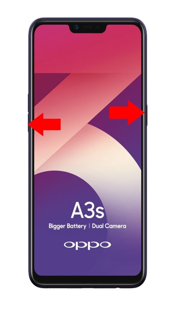Oppo A3S Hard Reset, Factory Reset, Soft Reset, Recovery - Hard