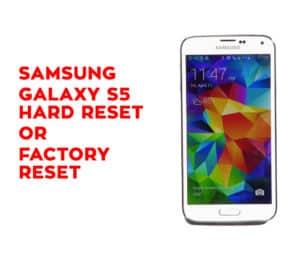 Samsung A7 2018 A750F Hard Reset, Factory Reset, Soft Reset