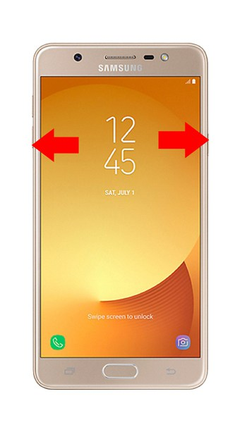 Samsung J7 Hard Reset or Factory Reset Steps