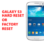 Samsung Galaxy S3 Hard Reset – Factory Reset – Recovery – Unlock Pattern