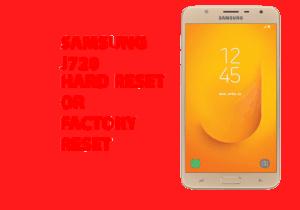Samsung J2 Hard Reset, Factory Reset, Soft Reset, Recovery