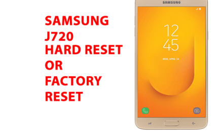 How to Hard Reset Samsung j720 – Factory Reset, Recovery, Unlock Pattern