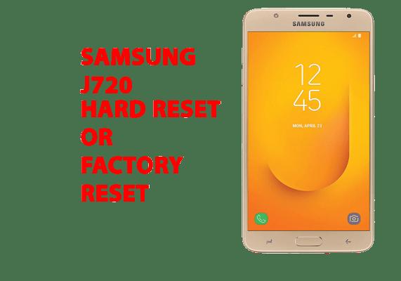 Samsung j720 Hard Reset - Samsung j720 Factory Reset, Recovery, Unlock Pattern