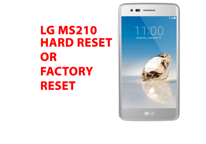 Lg ms210 Hard Reset Lg ms210 Factory Reset, Recovery, Unlock Pattern