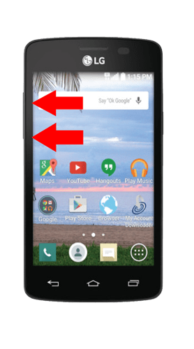 Lg sunrise Hard Reset - Lg sunrise Factory Reset, Recovery, Unlock Pattern