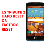 Lg tribute 2 Hard Reset – Lg tribute 2 Factory Reset, Recovery, Unlock Pattern