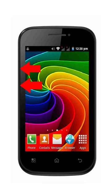 Micromax A35 Factory Reset Steps