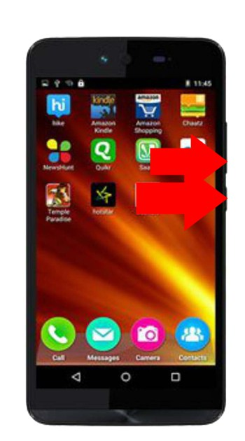 Micromax Q346 Factory Reset Steps