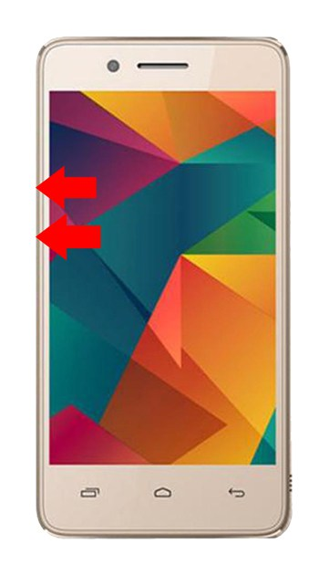 Micromax Q402 Factory Reset Steps