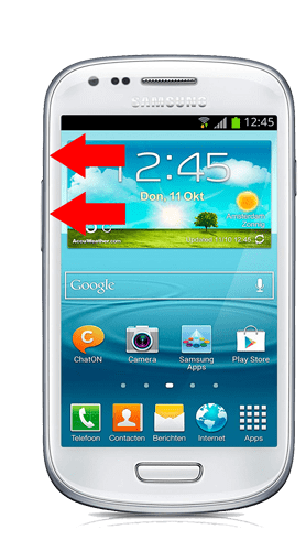 S3 mini Hard Reset - S3 mini Factory Reset, Recovery, Unlock Pattern