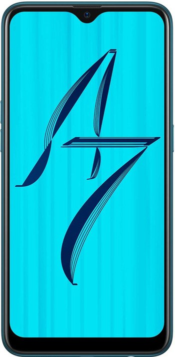 Oppo A7 Hard Reset