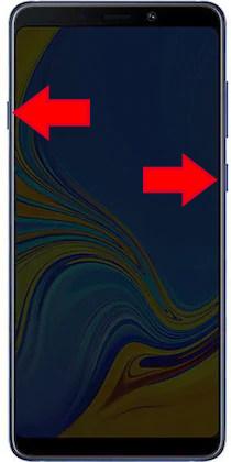 Samsung A9 Hard Reset