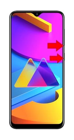 Samsung M30s Hard Reset