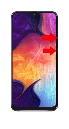 Samsung A50 Hard Reset