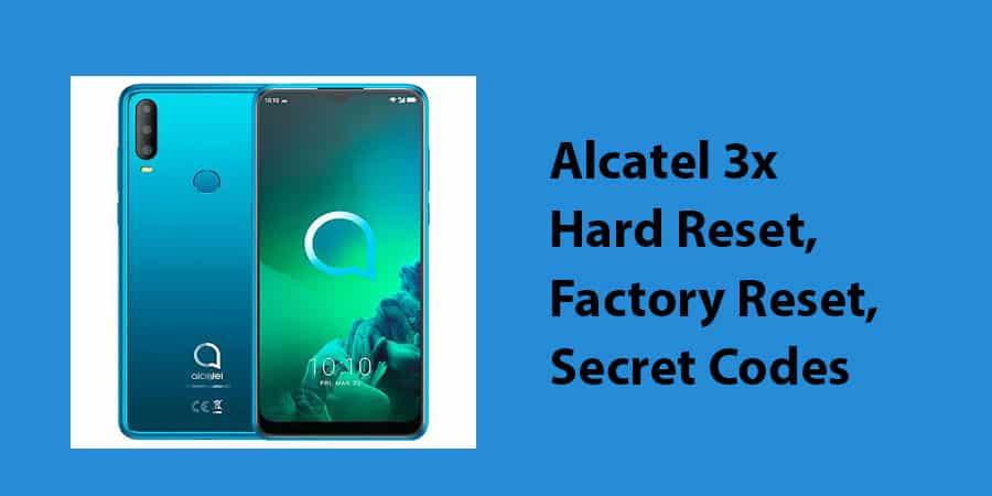 Alcatel-3x-Hard-Reset